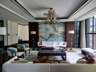 来电享特价 海棠湾一线海景豪装现房独栋别墅  花园