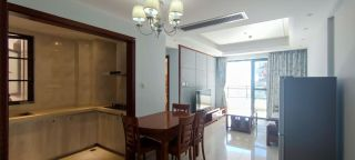 三亚凤岭悦阑小区 78平两房两卫 年租每月3333 电梯高层 干净通透